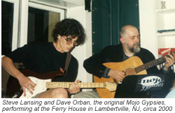 The Mojo Gypsies
